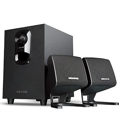 Loa Vi Tính Microlab M-108 2.1 (11W) - Hàng Chính Hãng