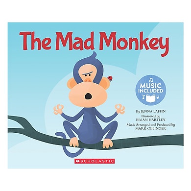 Me, My Community: Songs & Emotions: The Mad Monkey