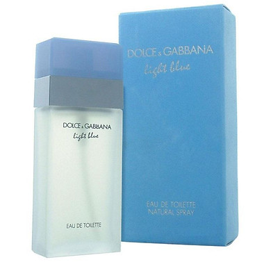 Dolce & Gabbana Light Blue Eau De Toilette 25ml Spray