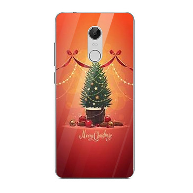 Ốp điện thoại dành cho máy Xiaomi Redmi 5 - GIÁNG SINH ẤM ÁP CHÀO MỪNG NĂM MỚI MS GSAACNM011