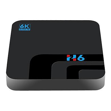 Hộp Tivi Box Thông Minh Android 9.0 4Gb 32GB H6