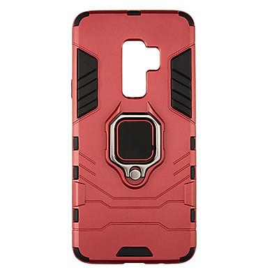 Ốp lưng cho Samsung S9 Plus Iron Man (Sản phẩm có 3 màu) (Hàng NK)