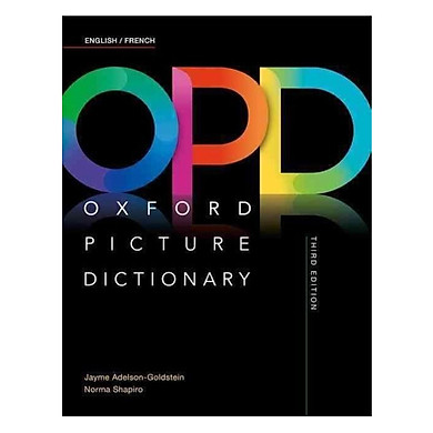 Oxford Picture Dictionary: English/French Dictionary