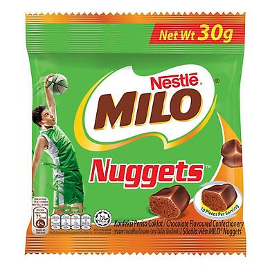 Socola Viên Milo Nuggets (30g)