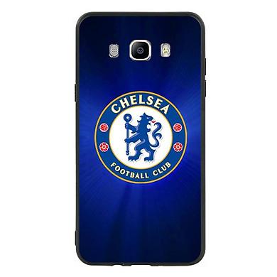 Ốp Lưng Viền TPU Dành Cho Samsung Galaxy J7 2016 - CLB Chelsea 02