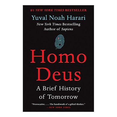 Homo Deus: A Brief History Of Tomorrow (Khổ thường)