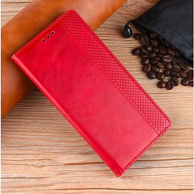 Bao da dành cho Nokia 7.2 Flip Wallet Leather dạng ví đa năng siêu bền siêu êm