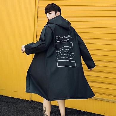 Áo Mưa Thời Trang Hàn Quốc Nam - Nữ