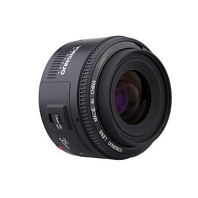 Ống Kính Lấy Nét Tự Động Góc Rộng 1:2 AF/MF Khẩu Độ F2 Yongnuo YN35mm Cho Canon EF Mount EOS