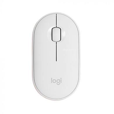 Chuột Bluetooth Silent Logitech Pebble M350 – Hàng chính hãng