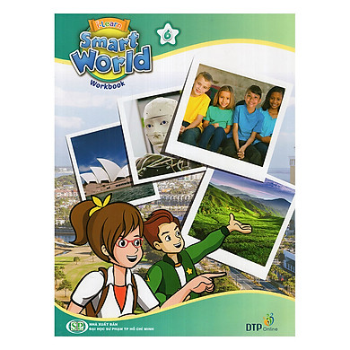 i-Learn Smart World 6 Workbook