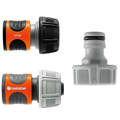 """Bộ cút nối ống nước gardena cho dây 3/4"""" (19mm)- CN02"""