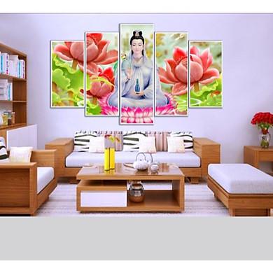 Tranh Treo Phòng Thờ |Phật Giáo |T3M-28154