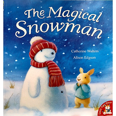 The Magical Snowman