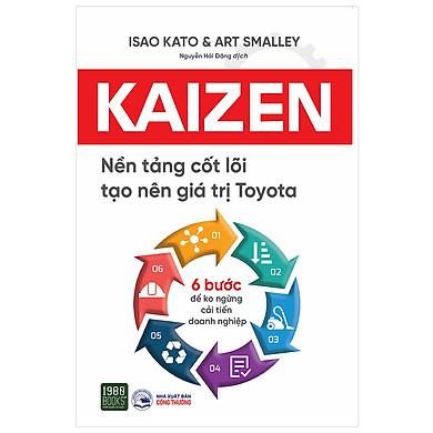 Kaizen – Nền Tảng Cốt Lõi Tạo Nên Giá Trị Toyota