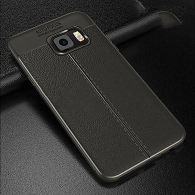 Ốp Lưng cao cấp Auto Focus Vân da cho điện thoại SAMDUNG C9 Pro (Màu Đen) - Hàng nhập khẩu
