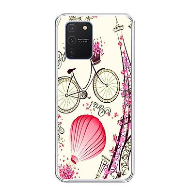 Ốp Lưng Điện Thoại Samsung Galaxy S10 Lite - Silicone Dẻo - 01278 0212 PARISTHOMONG - Hàng Chính Hãng