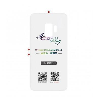 Miếng dán PPF mặt lưng dành cho Samsung Galaxy S9 tự phục hồi vết xước