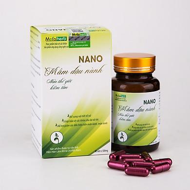 Thực Phẩm Chức Năng Tinh chất nano mầm đậu nành Metaherb