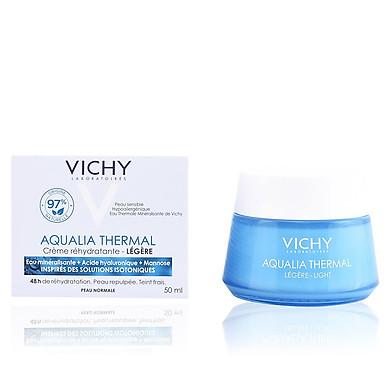 Kem Dưỡng Ẩm & Cung Cấp Nước Cho Da giúp Căng Mịn Và Mượt Vichy Aqualia Thermal Rehydrating Light Cream (50ml) - MB067200
