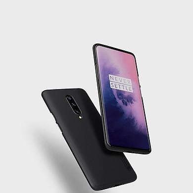 Ốp lưng cho Oneplus 7 Pro loại cứng Nillkin - Hàng nhập khẩu