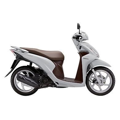 Xe May Honda Vision 2018 Phien Bản Thời Trang Trắng Nau Tiki Vn