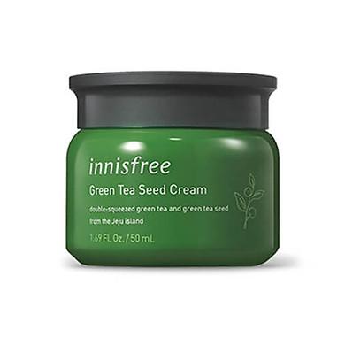 Kem Dưỡng Cấp Ẩm Innisfree the Green Tea Seed Cream (50ml)
