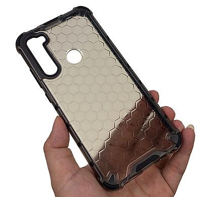 Ốp lưng cho Xiaomi Redmi Note 8 trong màu Tổ Ong chống sốc