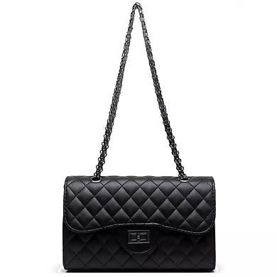 Túi xách thời trang nữ MSC1 Màu đen Botusi