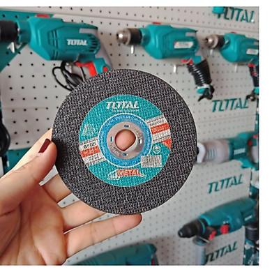 Combo 5 Đĩa cắt kim loại 100mm (4'') Total TAC2211001SA
