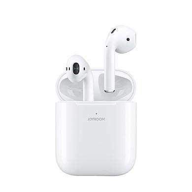Tai Nghe Bluetooth Chuẩn Không Dây Thể Thao Mini Có Hộp Sạc Joyroom - Trắng