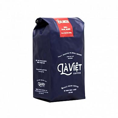 Cà phê nguyên hạt Là Việt - BALANCED Vị vani 250g
