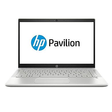 """Laptop HP Pavilion 14-CE2041TU (Intel Core I5-8265U/ 4GB RAM DDR4/ 1TB HDD/ 14"""" FHD/ WIN10 HOME/MINERAL Sliver-6ZT94PA) - Hàng Chính Hãng"""