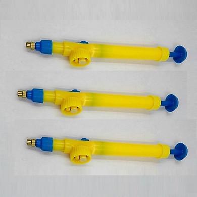 Bộ 3 bơm xịt tưới khí nén (nhựa)