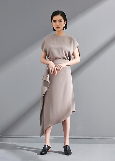 Chân váy lỡ Anna