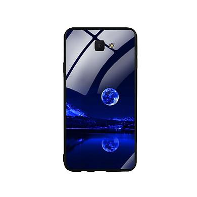 Ốp Lưng Kính Cường Lực cho điện thoại Samsung Galaxy J7 Prime -  0269 MOON02