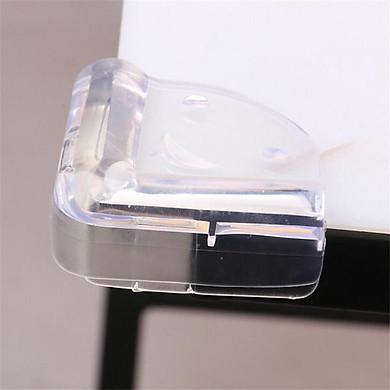 Combo 8 bịt góc cạnh bàn silicon Bảo vệ an toàn cho bé 8JV600