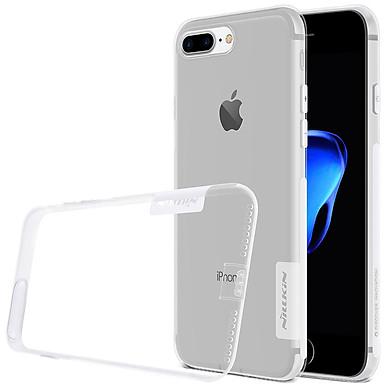 Ốp Lưng Dẻo iPhone 8 Plus Nillkin - Trong Suốt - Hàng chính hãng