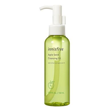 Dầu tẩy trang Innisfree Apple Seed Cleansing Oil 131171060 (150ml)