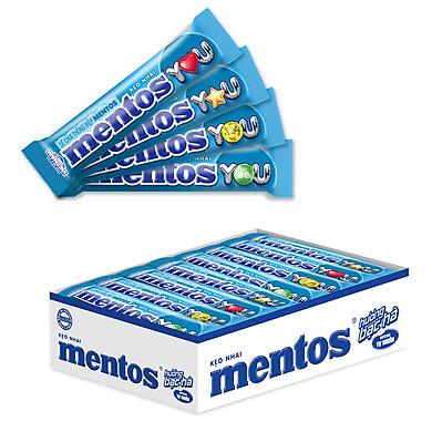 Kẹo mềm Complimentos hương bạc hà 11 viên