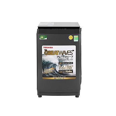 Máy giặt cửa trên Toshiba Inverter 9.0 kg AW-DK1000FV(KK) Model 2020 – Chỉ giao HCM