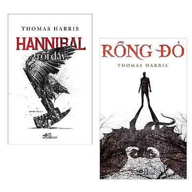 Combo 2 Cuốn : Hannibal Trỗi Dậy + Rồng Đỏ ( Những Cuốn Sách Trinh Thám Hấp Dẫn )