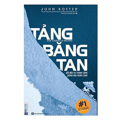Tảng Băng Tan - Đổi Mới Và Thành Công Trong Mọi Hoàn Cảnh (Tặng kèm Bookmark PL)