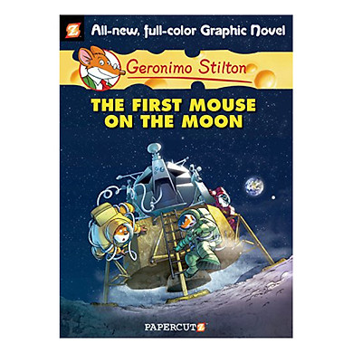 Geronimo Stilton: The First Mouse On The Moon