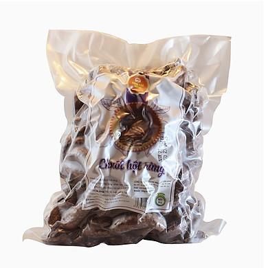 Chuối Hột Rừng Bóc Vỏ Sấy Khô 1kg - Nông Sản Vàng
