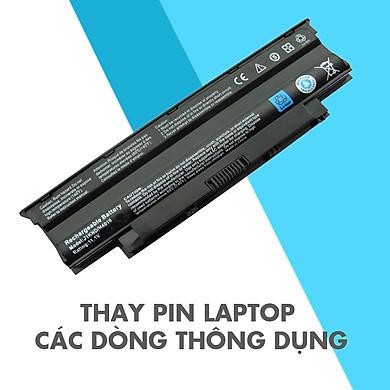 Thay Pin Laptop Các Dòng Thông Dụng