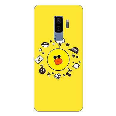 Ốp lưng dẻo cho Samsung Galaxy S9 Plus_Duck