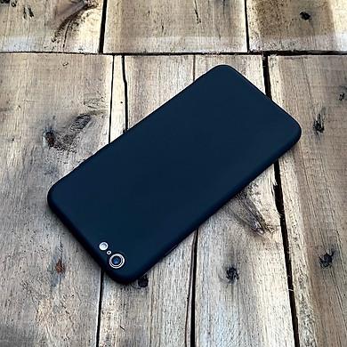 Ốp lưng dẻo mỏng dành cho iPhone 6 Plus / iPhone 6s Plus - Màu đen