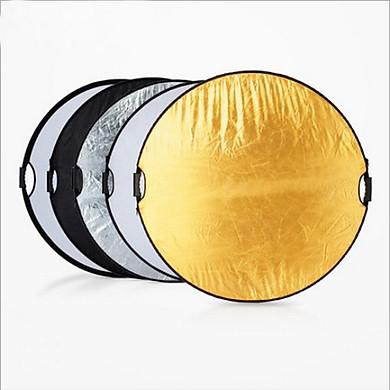 Hắt sáng 5 trong 1 đường kính 110cm có tay cầm nhựa ABS- Hàng nhập khẩu