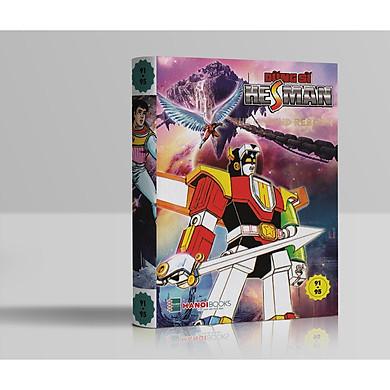 Boxset 19 : 5 tập Dũng Sĩ HesMan ( Từ tập 91 đến tập 95 )